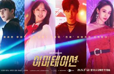 Serial Drama 'Imitation' Rilis Video Teaser Jelang Tayang Perdana