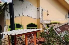 Gempa Malang Rusak 14.988 Rumah, Bakal Diajukan Dapat…