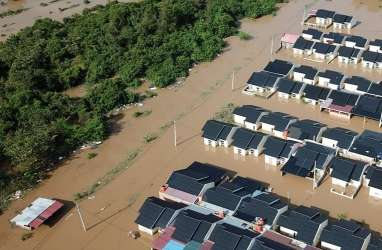 Tidak Hanya Pekanbaru, 2 Kabupaten Lain di Riau Juga Terendam Banjir