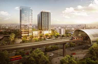 LRT City Tebet – The Premiere MTH Sudah 70 Persen Terserap Pasar
