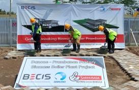 Fasilitas Boiler Biomassa Dibangun di Propinsi Jawa Tengah