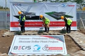 Fasilitas Boiler Biomassa Dibangun di Propinsi Jawa…