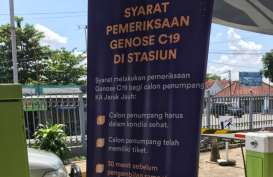 Pelancong, Ini Stasiun di Sumatra yang Melayani Tes Genose C19