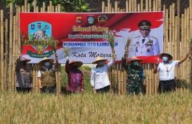 Mendagri Puji Kampung Sehat Dasan Cermen