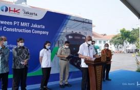 Kembali Garap Proyek MRT, Kali Ini Hutama Karya Garap Fase 2A CP 203