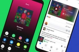 Spotify Rilis Fitur Miniplayer untuk Konten Audio…