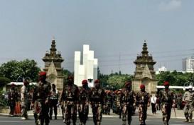 Dentuman Penghormatan Iringi Pemakaman Kepala BIN Daerah Papua