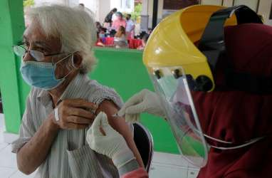 Bali Baru Terima 19 Persen Dosis Vaksin Covid-19
