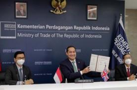 Inggris dan Indonesia Sepakat Tingkatkan Perdagangan…