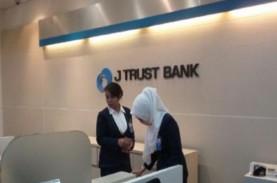 Bank J-Trust Bukukan Rugi Rp484 Miliar pada 2020