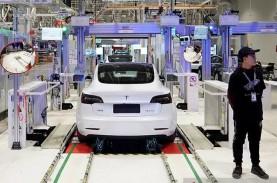 Berkat Bitcoin dan Penjualan di China, Profit Tesla…