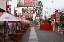 Ada Urban Park Shibuya District di West Senayan Tangerang