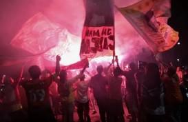 Polisi Identifikasi Akun Medsos Pemicu Kerumunan Suporter Persija
