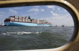 Perdagangan Melonjak, Maersk Naikkan Proyeksi Pendapatan hingga US$11 Miliar