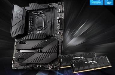 Kingston HyperX Catat Rekor Dunia Baru dalam Overclocking DDR4