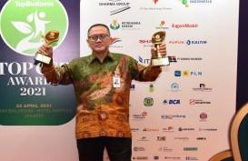 Bank Riau Kepri Raih 2 Penghargaan TOP CSR Award 2021