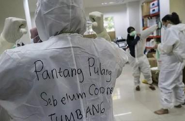 Pemerintah Sudah Bayar Rp475,72 Miliar Tunggakan Insentif Nakes