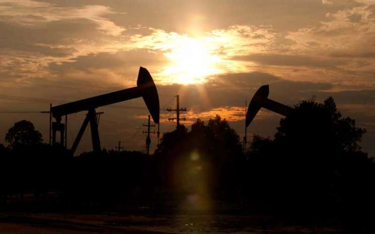 Fasilitas produksi Blok Rokan yang dikelola PT Chevron Pacific Indonesia, Minas, Riau.Dok: SKK Migas