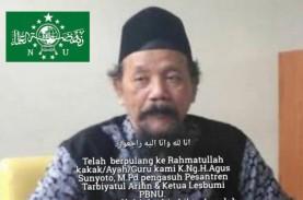 Berita Duka, Ketua Lesbumi PBNU Agus Sunyoto Tutup…
