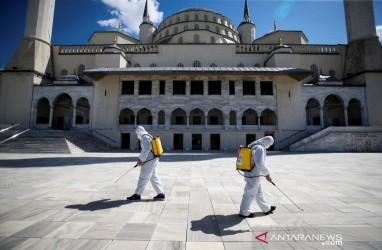 Turki Lakukan Penguncian Penuh Mulai 29 April hingga 17 Mei 2021