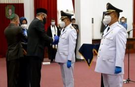 Gubernur Kalbar Lantik Bupati dan Wakil Bupati Kabupaten Sekadau