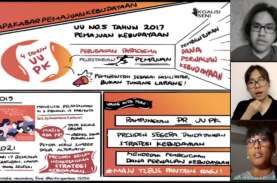 UU Pemajuan Kebudayaan Tak Jalan, Menkeu Sri Mulyani…