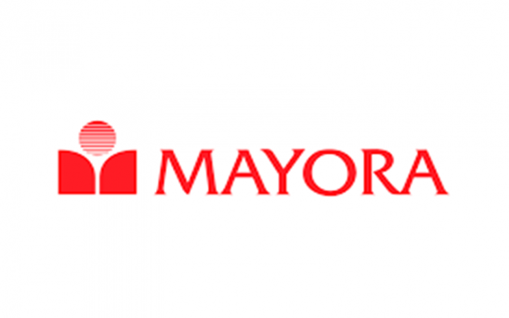 Logo Mayora -