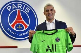 Paris Saint-Germain Perpanjang Kontrak Penjaga Gawang…