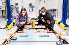 Produksi Mobil Listrik, Ford Bangun Pusat Pengembangan…