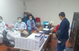 5 Pemalsu Rapid Test Antigen di Bandara Kualanamu Diciduk