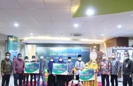 Safari Ramadan, BNI Wilayah 07 Beri Santunan Untuk Anak Yatim