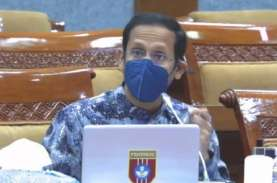Reshuffle Kabinet: Nadiem Makarim Diprediksi Mendikbud-Ristek