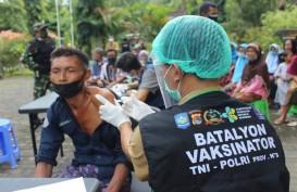 40 Persen Lansia di Lombok Barat Sudah Divaksin