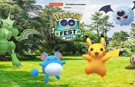 Festival Gim Pokémon Go Global Kembali Digelar Juli 2021