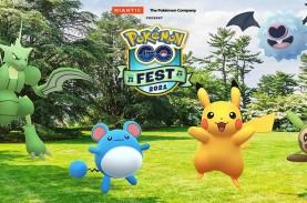 Festival Gim Pokémon Go Global Kembali Digelar Juli…
