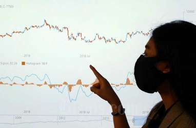 IHSG Naik Sesi I, Investor Asing Buru Saham BMRI Lepas ASII