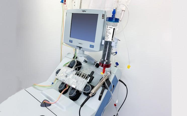 Salah satu dari tiga perusahaan Terumo, Terumo Blood and Cell Technologies yang berbasis di AS secara aktif bekerja untuk memanfaatkan teknologi darah dan sel plasa konvalesen untuk membantu memerangi Covid-19.  - terumo.com