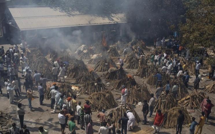 Krematorium di India - istimewa