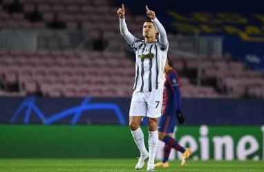 Kabar Ronaldo Tinggalkan Juventus Berhembus Semakin Kencang