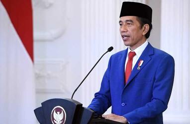 Sah! Jokowi Lantik Dua Menteri Nomenklatur Baru dan Kepala BRIN