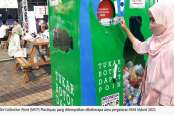 Perusahaan Ini Bakal Bayar Warga yang Tidak Buang Sampah Botol Plastik Sembarangan