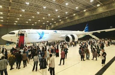 Garuda Indonesia Tawarkan Diskon 30 Persen untuk Tiket Perjalanan Dinas