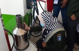 Jelang Lebaran, Lombok Barat Tera Ulang SPBU