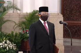 Resmi Jadi Anggota Dewas KPK, Ini Profil Indriyanto…
