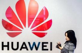 Penjualan Kuartalan Huawei Merosot Terpukul Sanksi AS