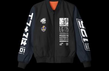 EVOS dan Generasi 125 Luncurkan Jaket Kekinian Bertema Esports