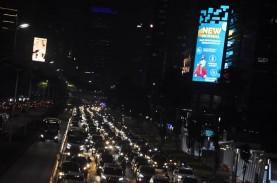 Duh! Kemacetan Lalu Lintas Bikin Negara Rugi Rp7,4…