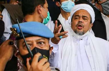 Munarman Jadi Tersangka Kasus Terorisme, Rizieq Shihab Kirim Doa