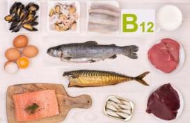 5 Manfaat Luar Biasa Vitamin B12