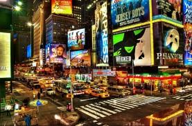 Kota New York Siap Sambut Wisatawan